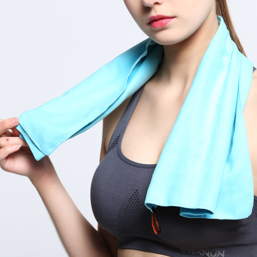 Travel Towels Microfiber Anti-Bacterial Quick Drying Bag Face For Travel Camping Sports