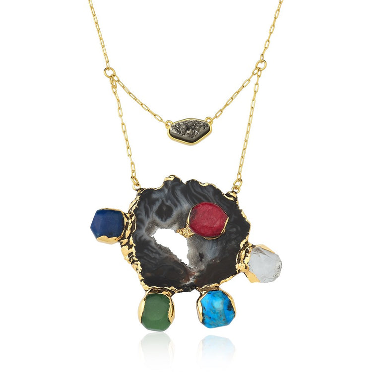 Alento Necklace