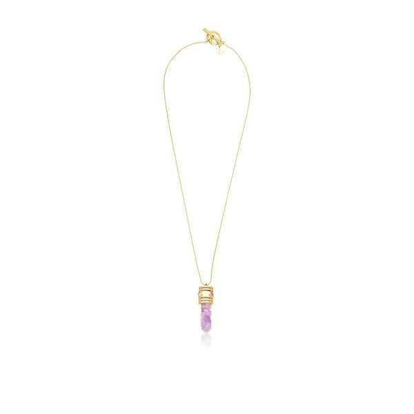 Energy Necklace Amethyst