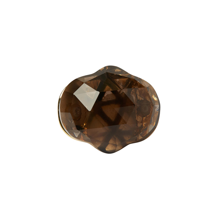 Campi Smoky Quartz Ring
