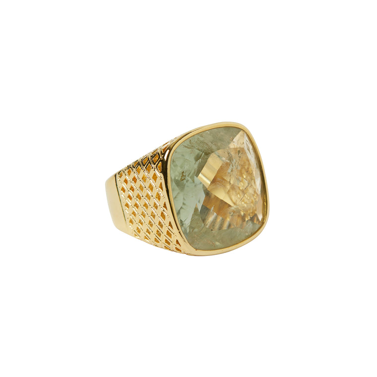 Cestino Prasolite Ring