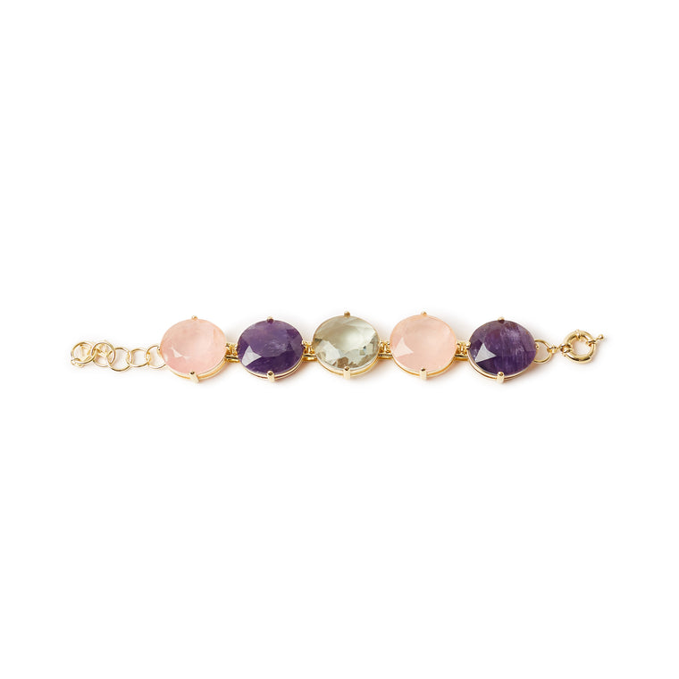 Bella Bracelet Pastel Colors