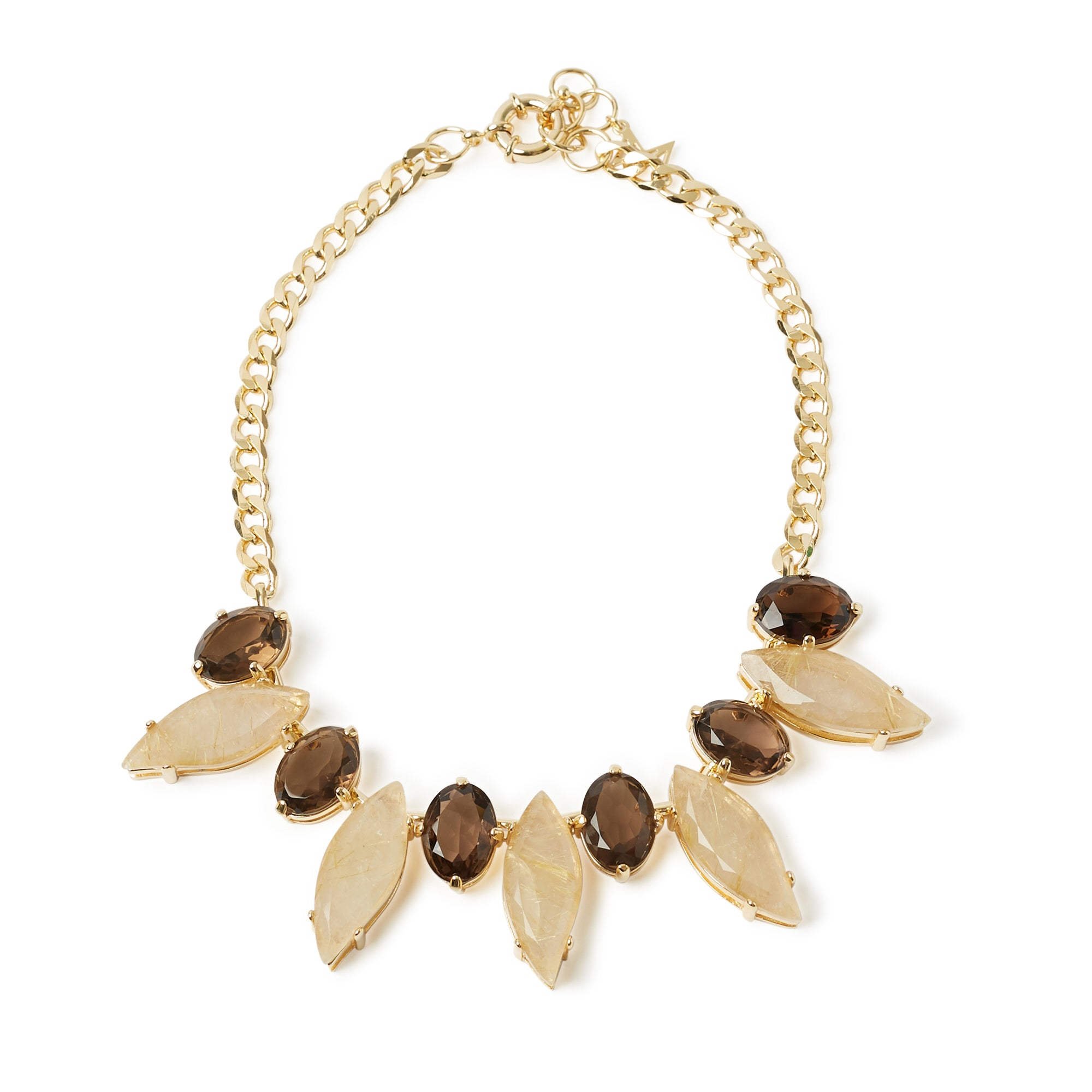 Sera Necklace Fall Colors