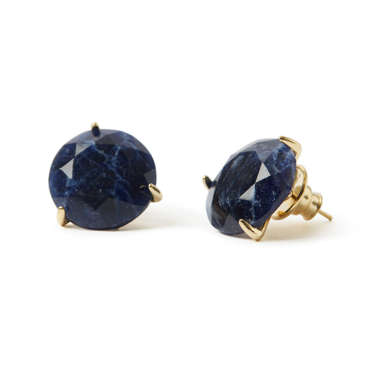 Stelle Earrings Sodalite