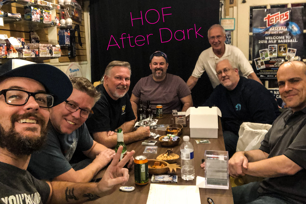 HOF AFTER DARK!