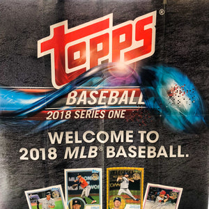 2018 Topps Series 1 is almost here!!
