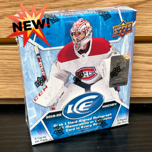 2019-20 Upper Deck Ice Hobby Hockey Cards
