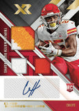 2020 Panini XR Hobby Football Cards