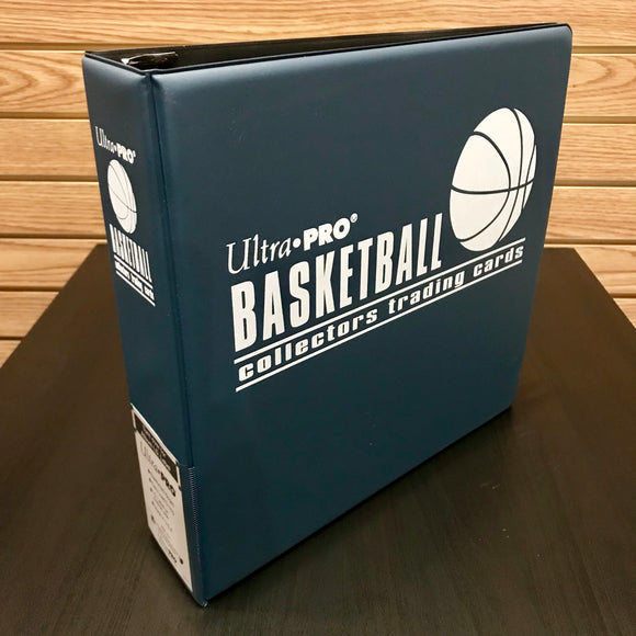 Ultra-Pro Jumbo 3-Ring Binder Basketball Album