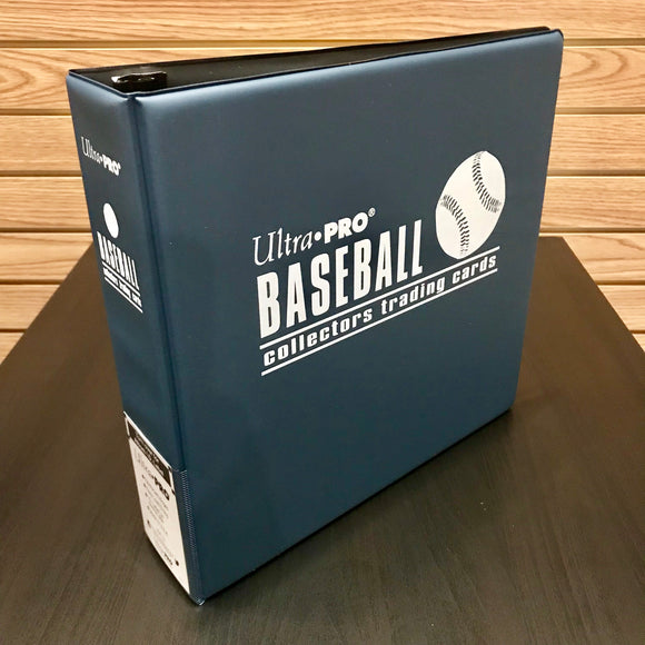 Ultra-Pro Jumbo 3-Ring Binder Baseball