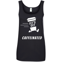 Let's Get Caffeinated Shirt