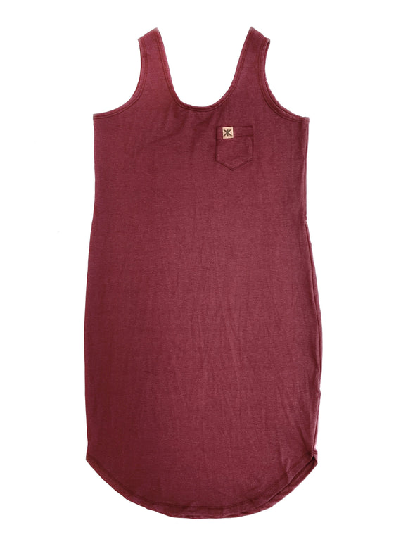 Adult's,Dresses - Pinot Bamboo Women's Tank Dress PRESALE 1-2 Weeks