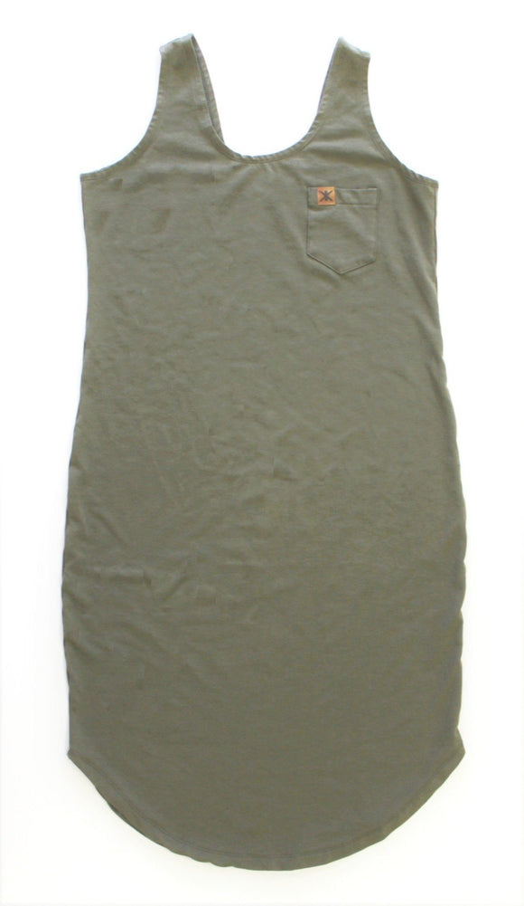 Adult's,Dresses - Silt Bamboo Women's Tank Dress