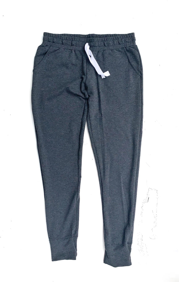 Women's Coal Slim Bamboo Jogger