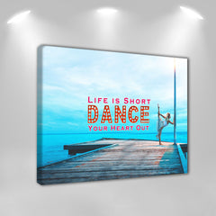 Music Canvas Wall Art: