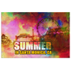 Image of Canvas Wall Decor: Summer in Santa Monica