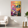 "Image of Wall Canvas: ""Never Miss A Chance To Dance"""
