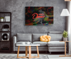 "Image of Dance Lovers Canvas Wall Art: ""Choose To Dance"""