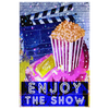 "Image of Canvas Wall Art: ""Enjoy The Show"""