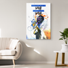 "Image of Canvas Wall Art: ""Those Who Wish to Sing Always Find a Song"""