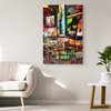 Image of Wall Decor: New York At Night