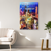 "Image of Wall Art: ""Chicago The Windy City"""