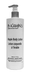 Maple Body Lotion Professional