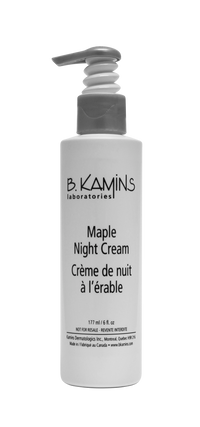 Maple Night Cream Professional