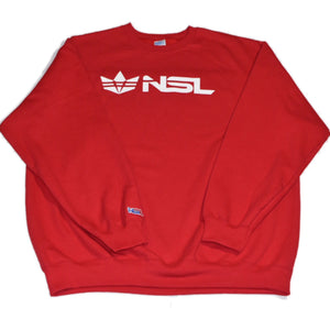 NSL Crewneck (Available in Black & Red) - NSLGear.com