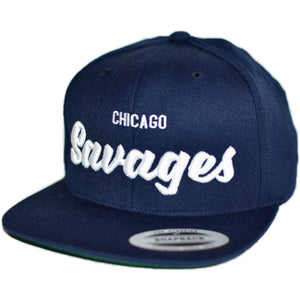 NSL TEAM HAT 1012 CHICAGO SAVAGES™ (available in 3 colors) - NSLGear.com