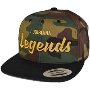 NSL TEAM HAT Louisiana  Legends™ (available in 2 colors) - NSLGear.com