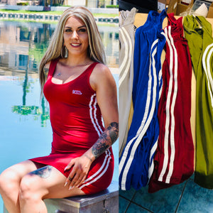 NSL Tennis Dress (Available in 4 colors) - NSLGear.com