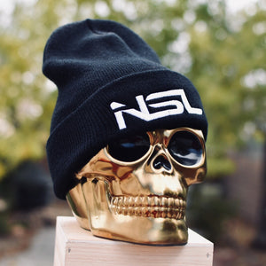 NSL Beanie (Available in 5 colors) - NSLGear.com