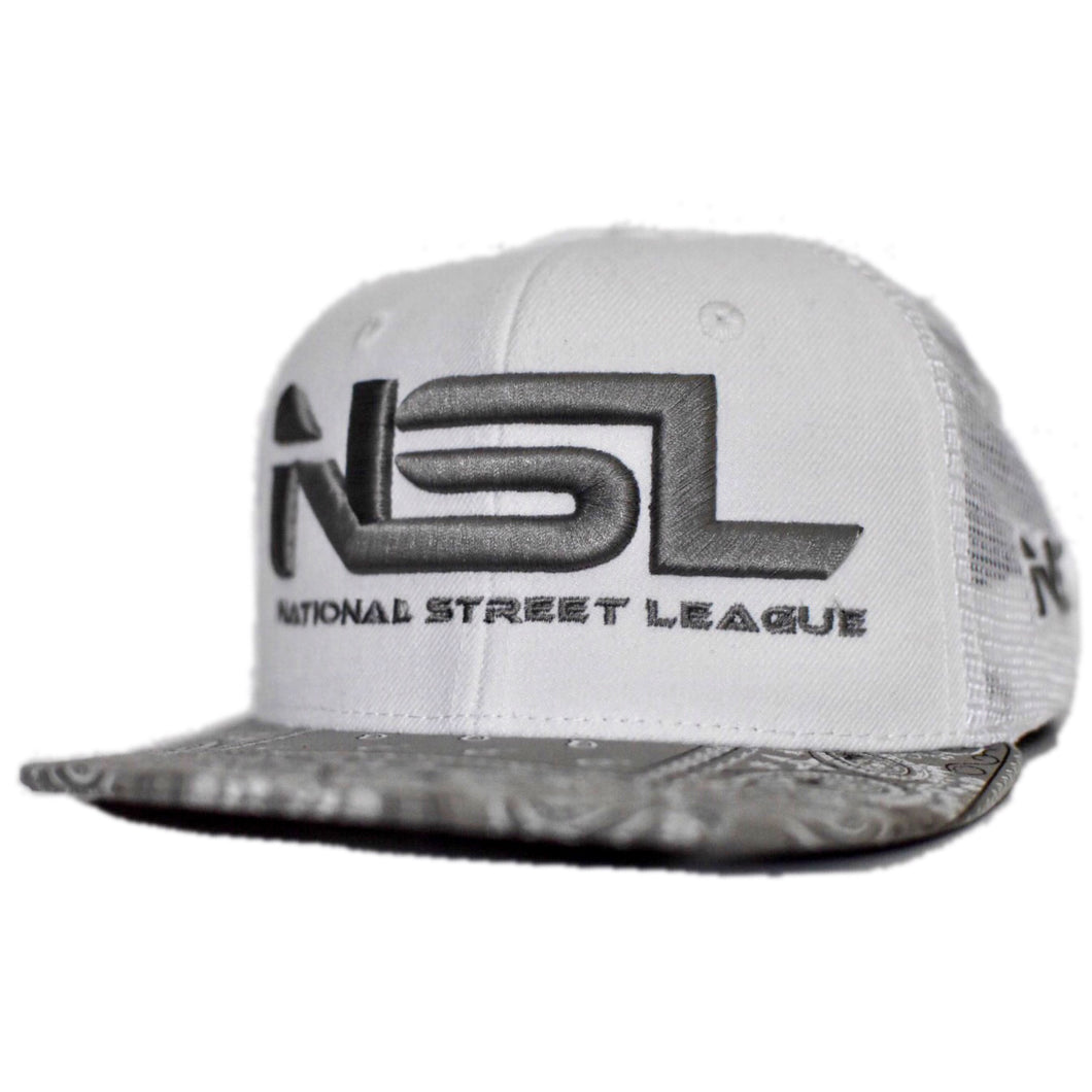NSL 004 Bandanna Snap (Available in 3 colors) - NSLGear.com