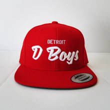 NSL TEAM HAT 1011 DETROIT D BOYS™ (available in 5 colors) - NSLGear.com