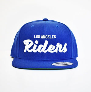 NSL TEAM HAT 1001 LOS ANGELES RIDERS™ (available in 5 colors) - NSLGear.com