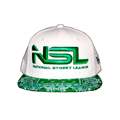 NSL 006 Bandanna Snap (Available in 3 colors) - NSLGear.com