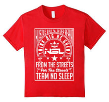 NSL T- Team No Sleep (available in 5 colors) - NSLGear.com