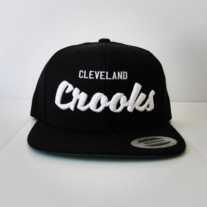 NSL TEAM HAT 1010 CLEVELAND CROOKS™ (available in 3 colors) - NSLGear.com