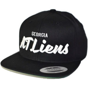 NSL TEAM HAT 1005 GEORGIA ATLIENS™ (available in 3 colors) - NSLGear.com
