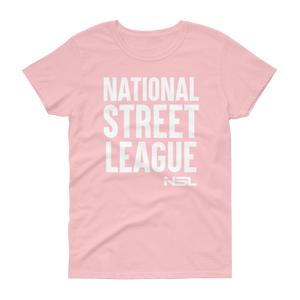 Women's Street League tee - NSLGear.com