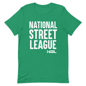 "Men's NSL ""Street League"" Tee - NSLGear.com"