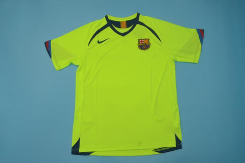 05-06 Barcelona Away Retro Jersey