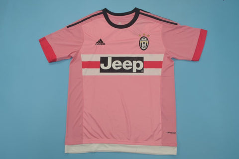 15-16 Juventus Retro Away Jersey