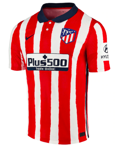 20/21 Atletico Madrid Home Vapor Jersey