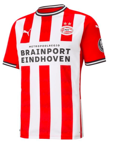 20/21 PSV Eindhoven Home Jersey
