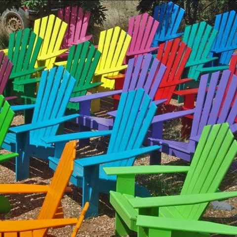Wooden Chair (Color)