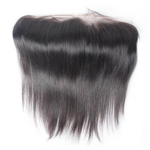 Indian Straight Hair  Lace Frontal 13 x 4