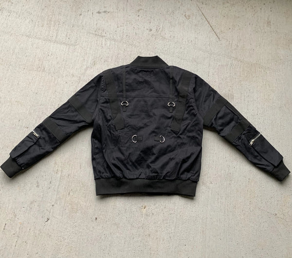 Roller Coaster Jacket - Blacked Out
