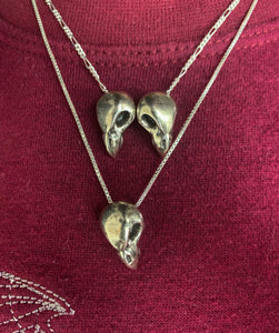 Vulture Skull Necklace V2